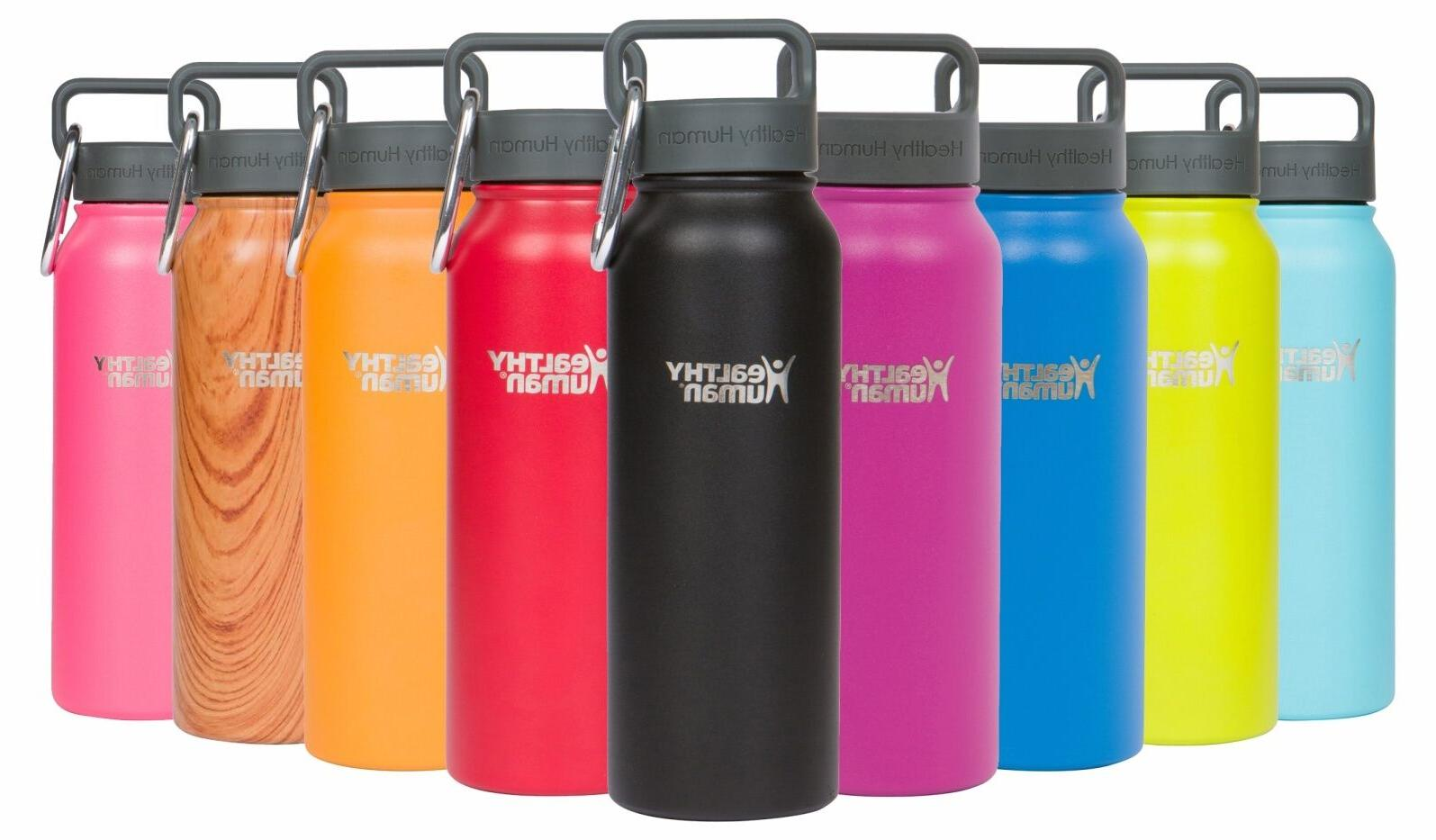 21 oz multiple colors insulated stainless steel