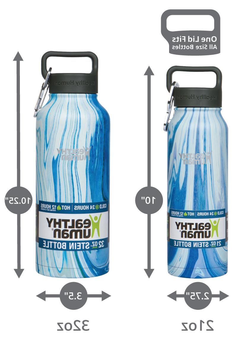 Healthy Stainless Water Bottle Stein