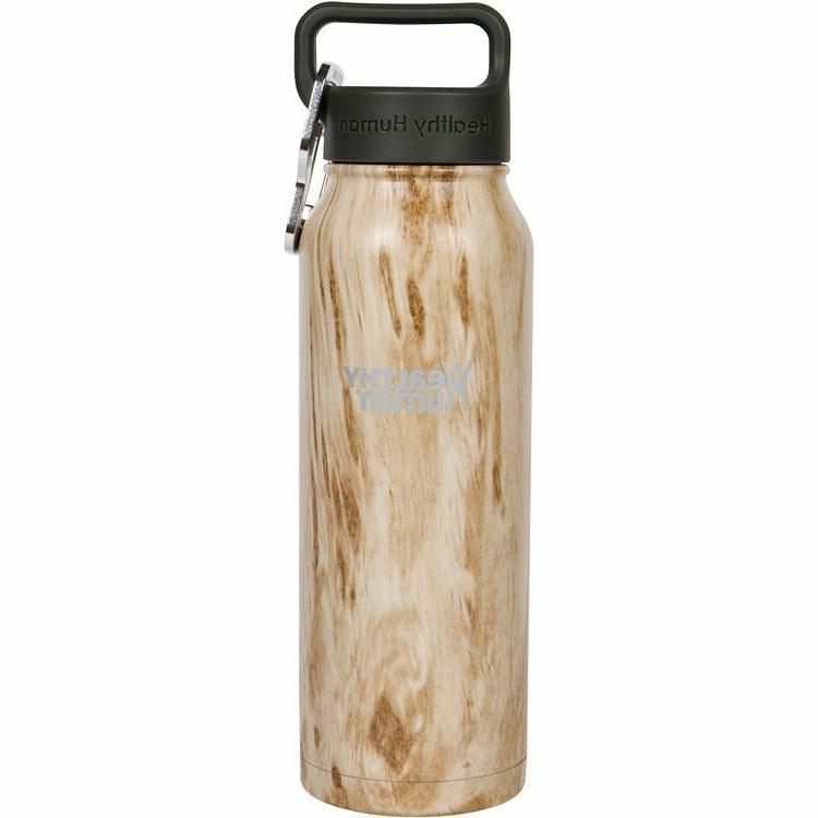 21oz willow oak insulated stainless steel water