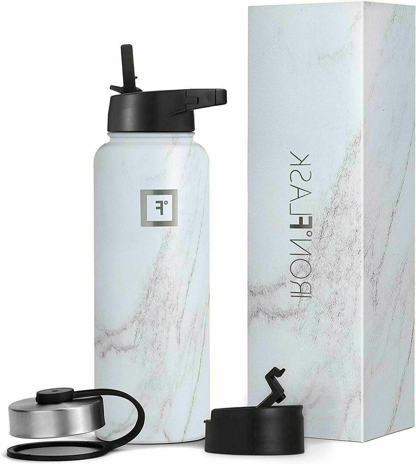 Iron Flask Oz Vacuum Stainless Water