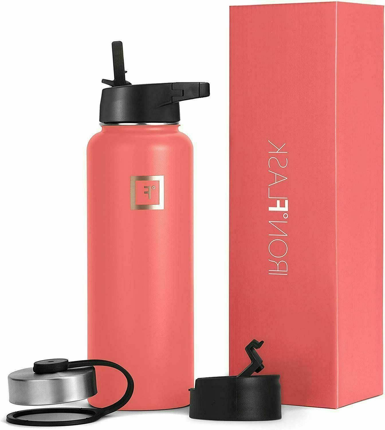 Iron Flask - Oz Vacuum Stainless Water