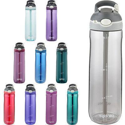 24 oz ashland autospout water bottle