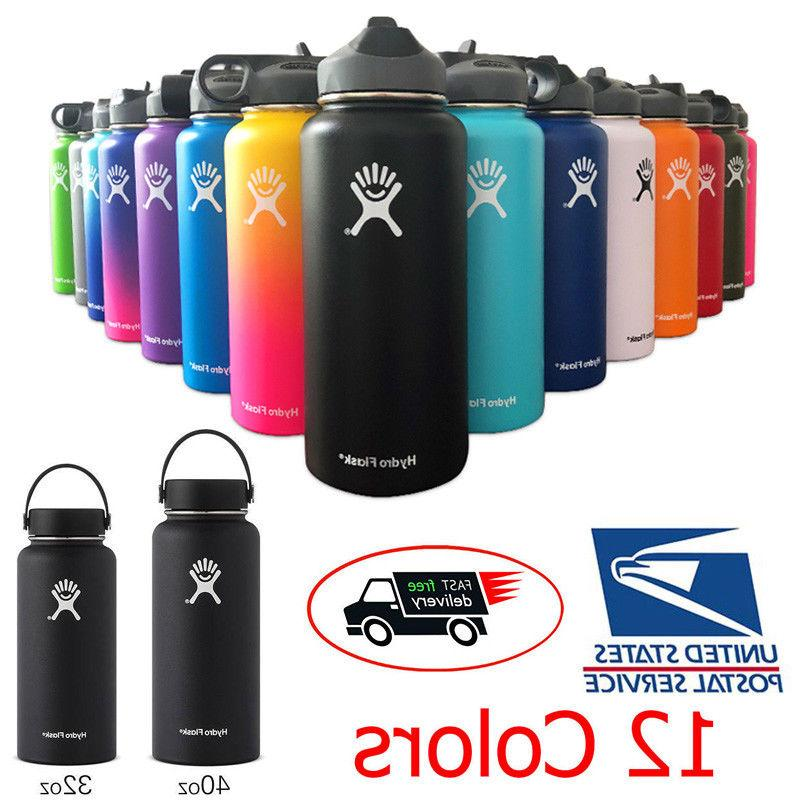 Hydro Flask Insulated Steel Water Mouth