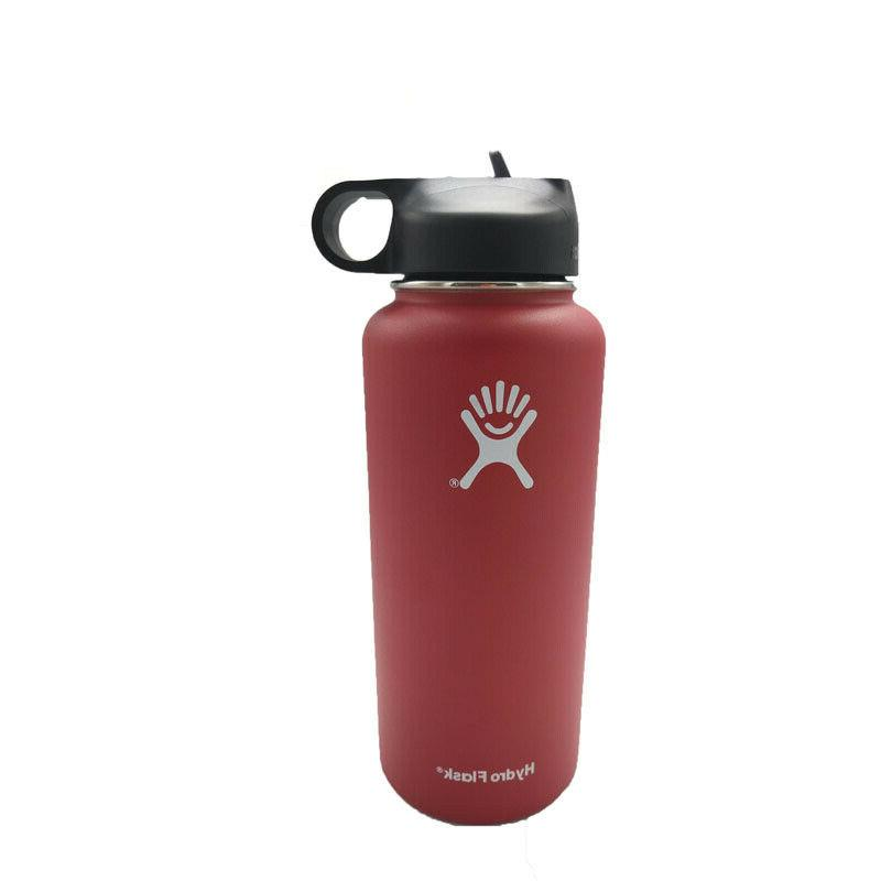32/40Hydro Bottle Stainless Steel Wide Insulated Cap