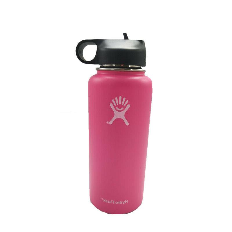 32/40Hydro Flask Water Stainless Steel Insulated Straw