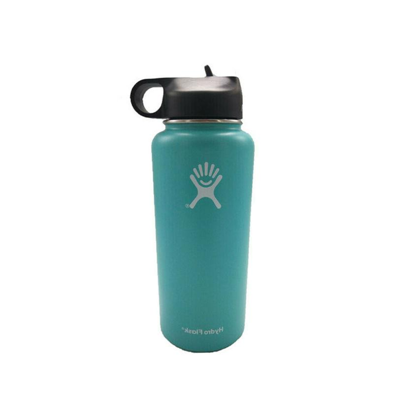 Bottle with Lid Insulated Steel