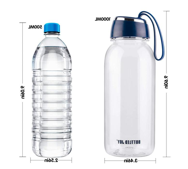 BOTTLED Bottle Tritan BPA Wide Mouth