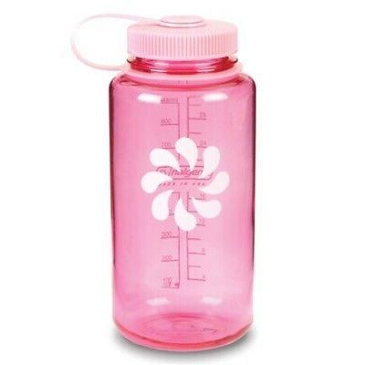 Nalgene 32oz Wide Mouth BpA Free Plastic Tritan Water Bottle