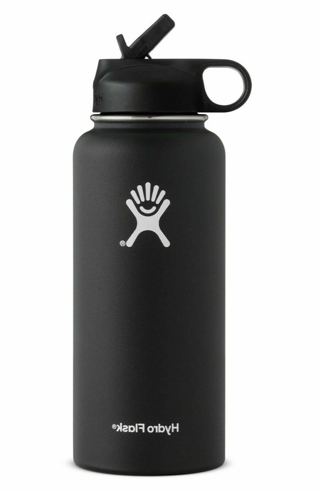 Hydro 32oz Mouth With Flip Straw Lid New