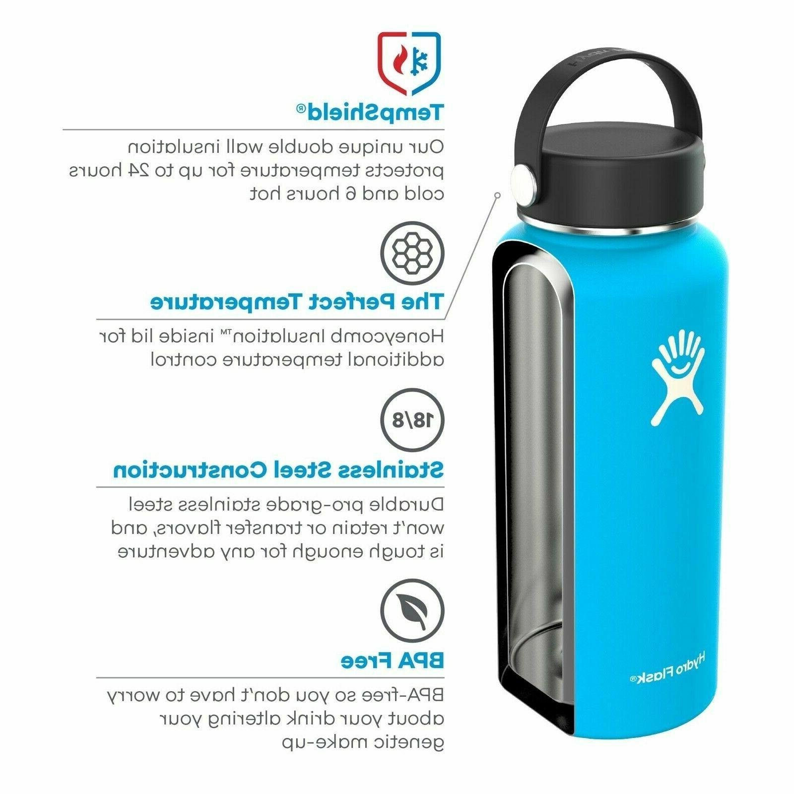 Hydro Flask Mouth Stainless Steel With Up Lid -