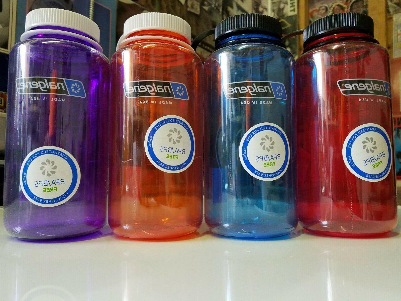 Tritan Bottle, 8 Colors