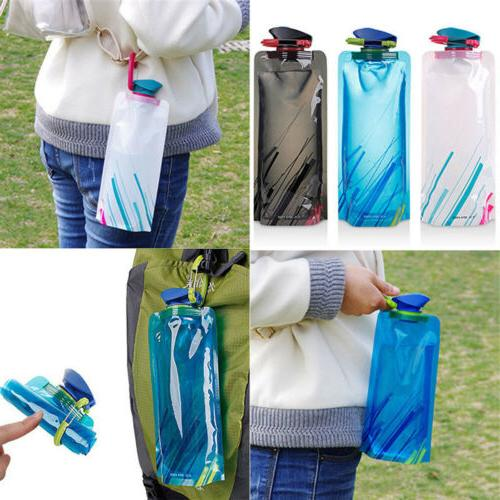 3x 700ml travel kettle cup outdoor folding