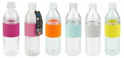 4 pack hydra water bottle non slip