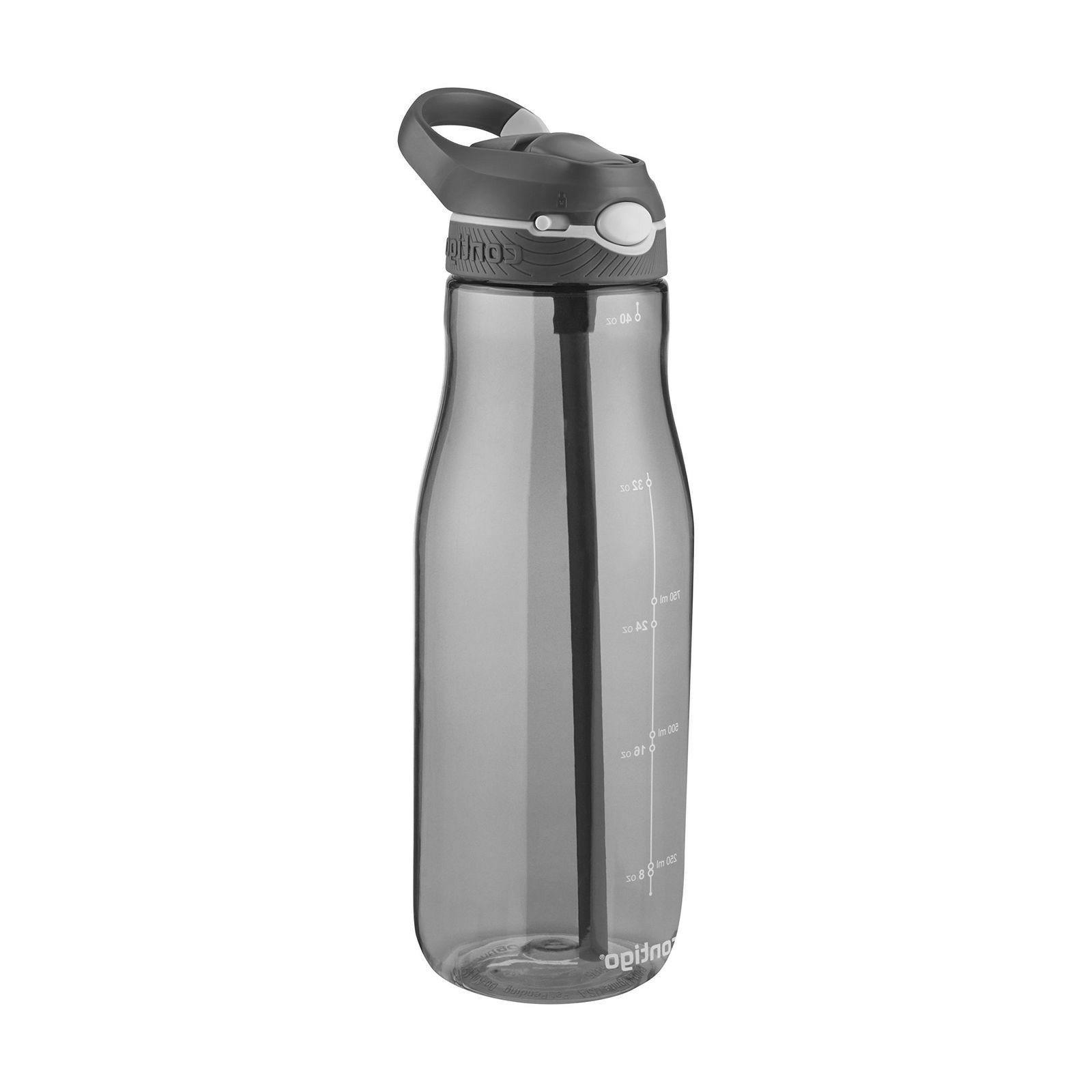 Contigo 40 oz. Ashland Autospout Water Bottle