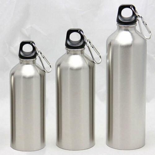 400 600ml stainless steel water bottle double