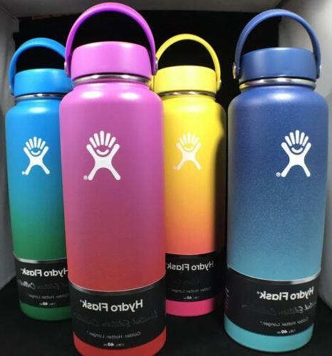 Hydro Flask 40oz Edition PNW complete bottles!