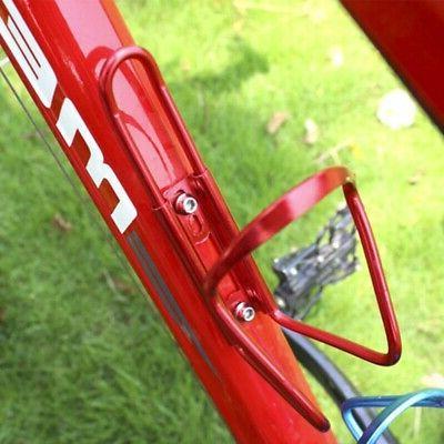 bike water bottle cage bracket cycling aluminum