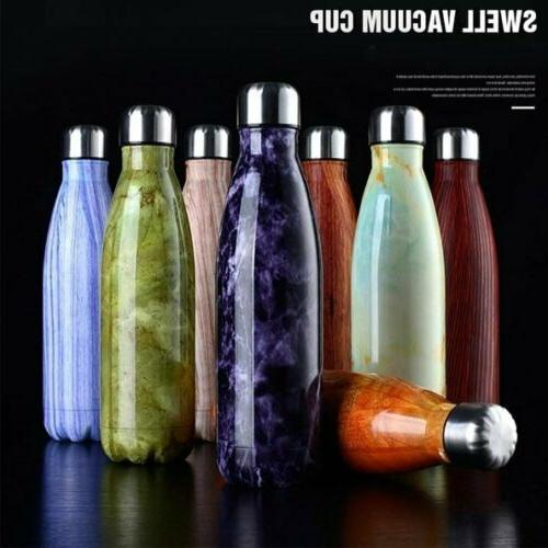 500ml Water Bottle Double Vacuum Insulated Outdoor