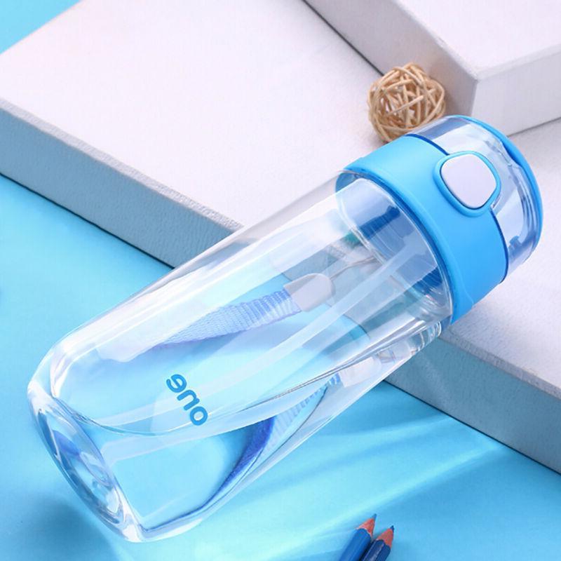 Water Bottle Drinking Leakproof Plastic USA