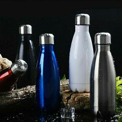 500ML Stainless Steel Wall Vacuum Insulated Water Flask WF