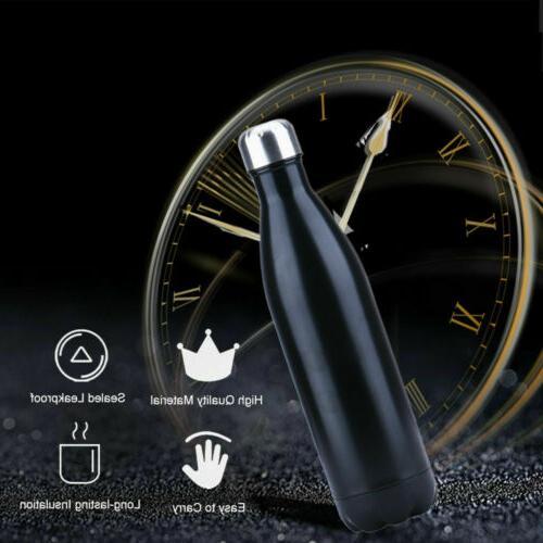 500ml Steel Bottle Insulated Sports