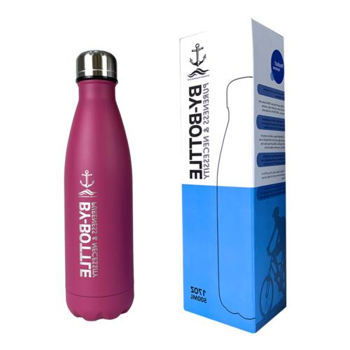 500ML Thermos Stainless Steel Water Bottle BPA Free Double-W