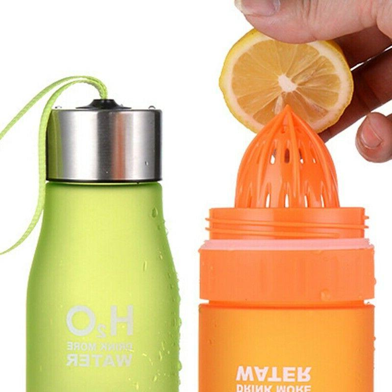 650ml Juice Cup Infusing Water Health