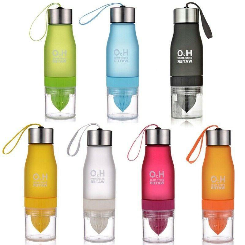 650ml Fruit Lemon Juice Water Portable