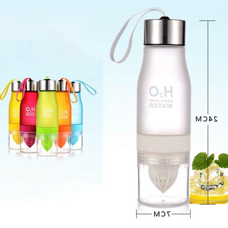 650ml Juice Cup Infusing Infuser Water Health