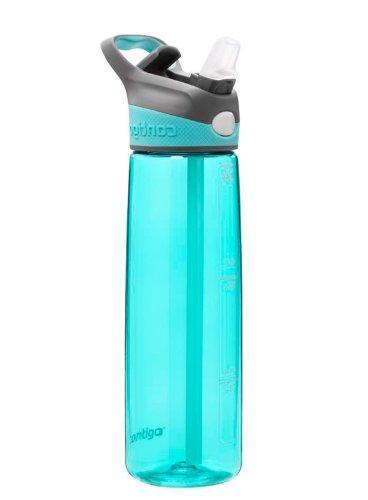 Contigo Water Bottle, 24 oz, Ocean
