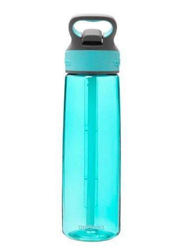 Contigo Straw Water Bottle, 24 Ocean
