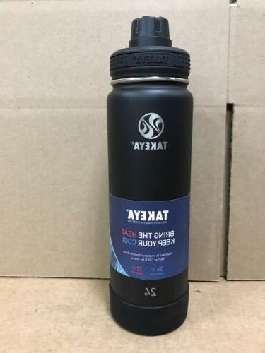 actives insulated stainless water bottle with insulated