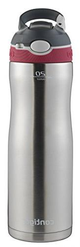 Contigo 20 oz. Ashland Chill Autospout Stainless Steel Water