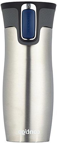 Contigo Autoseal Stainless Steel West Loop multi colours