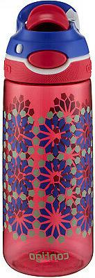 Contigo AUTOSPOUT Chug Kids Water Bottle, 20 oz., Sprinkles
