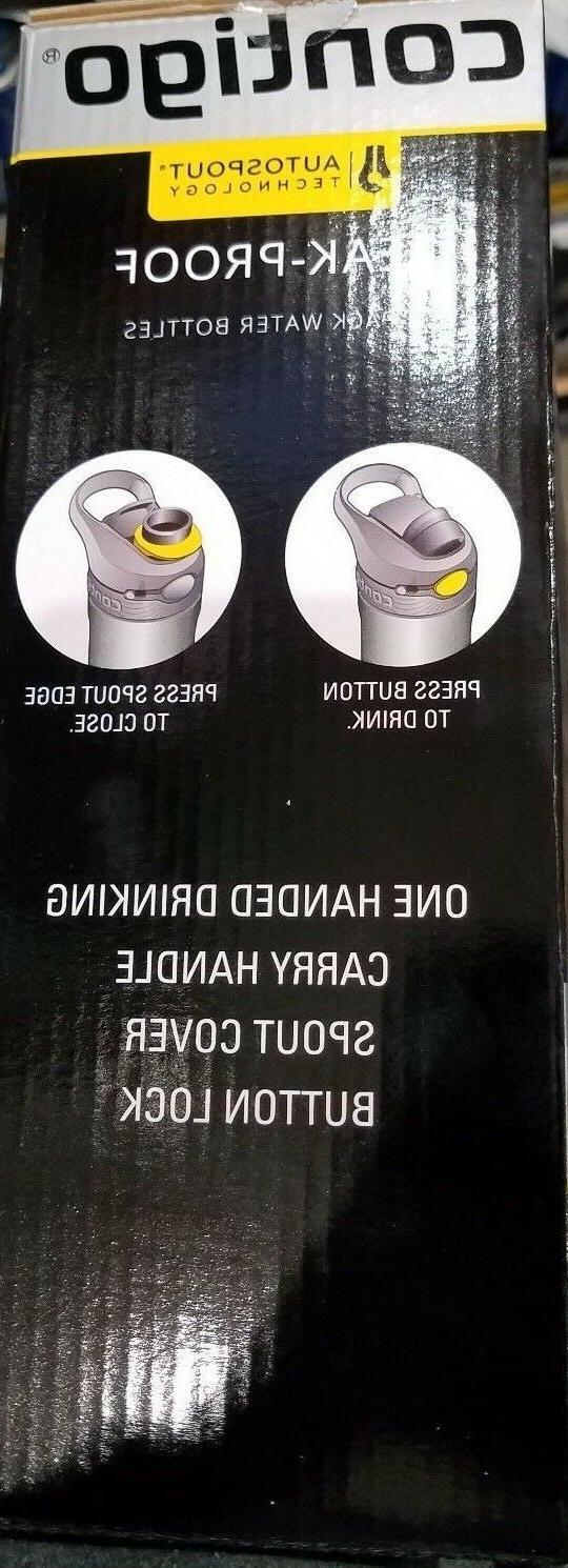 Contigo Autospout bottle 24oz