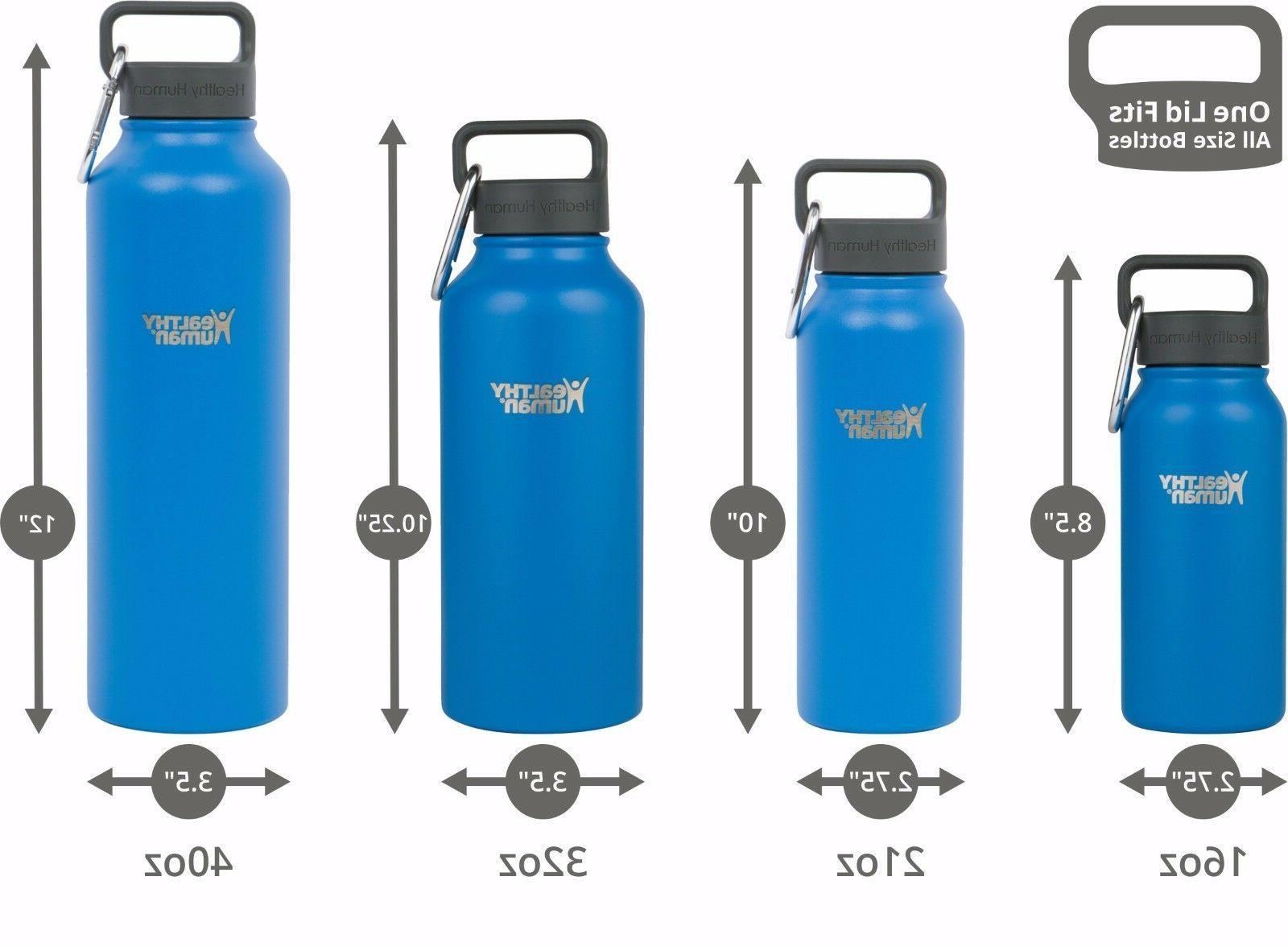 Healthy Bahama Steel Water Bottle