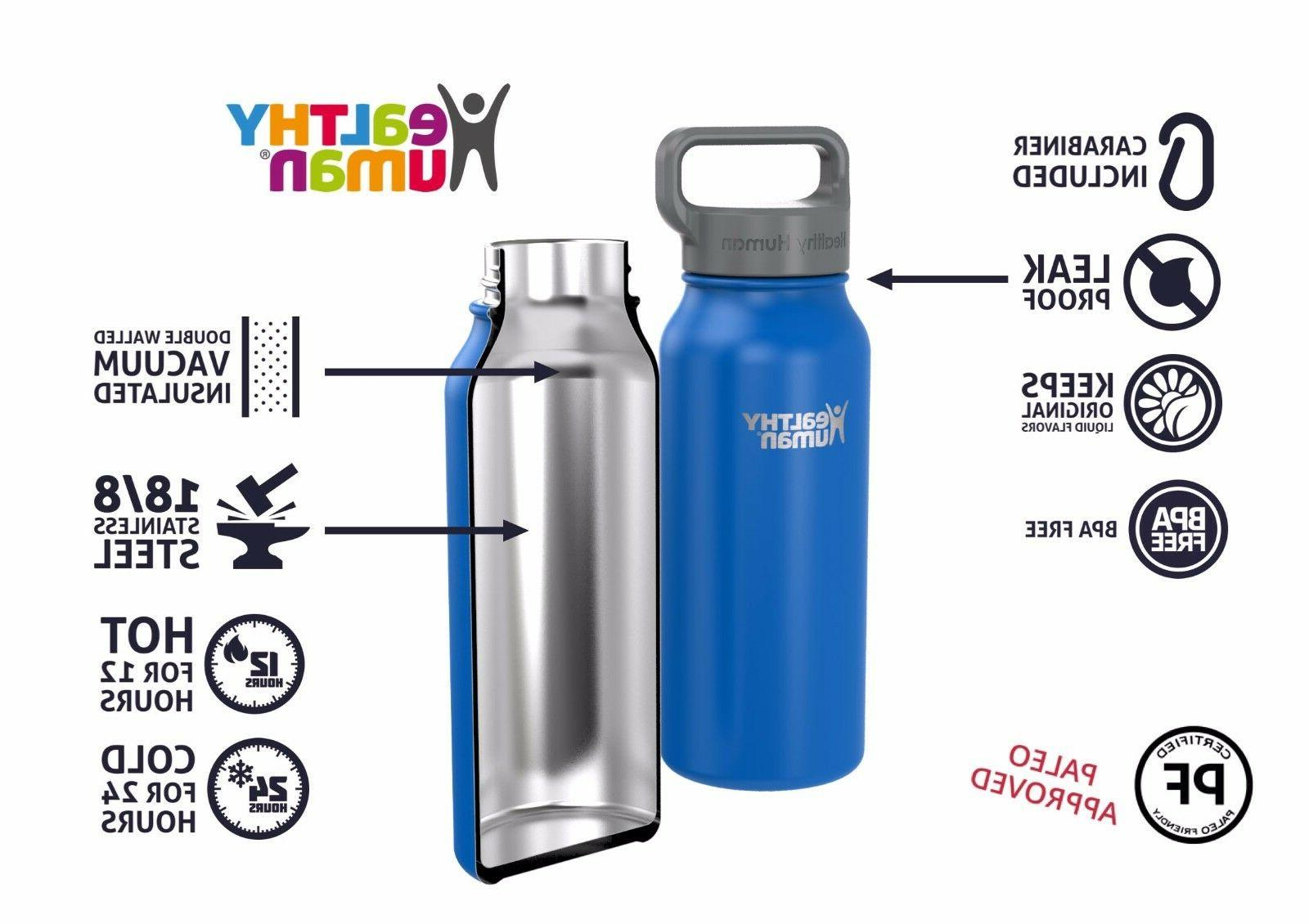 Healthy Bahama Water Bottle Stein