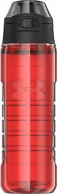 Under Armour Double Wall 18 Ounce Water Bottle,  Red