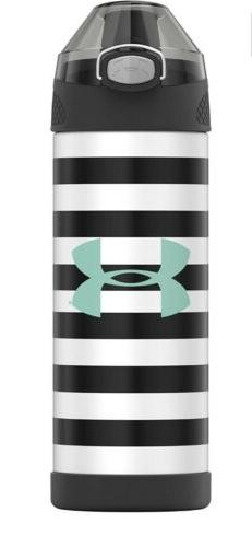Under Armour Protege 16 Ounce Stainless Steel Water Bottle,