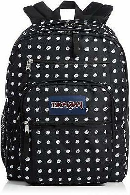 big student backpack sketch dot