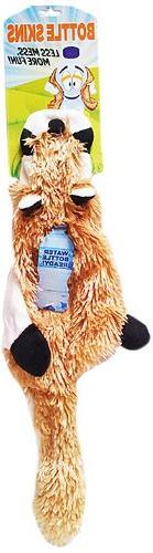 Pet Qwerks Bottle Skins, Squirrel