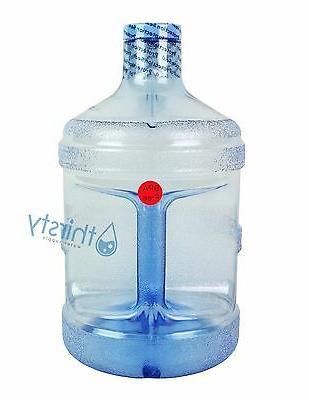 bpa free 1 gallon reusable plastic water