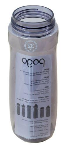 Pogo BPA Free Tritan Replacement Water Bottle 32oz Only No L