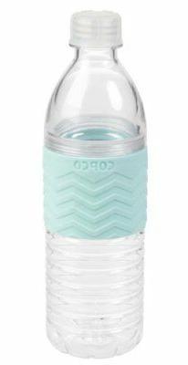 Copco 2510-2182 Chevron Hydra Bottle, 16.9-Ounce, Robins Egg