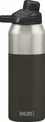 CamelBak Chute Mag Stainless Water Bottle, 32oz, Jet