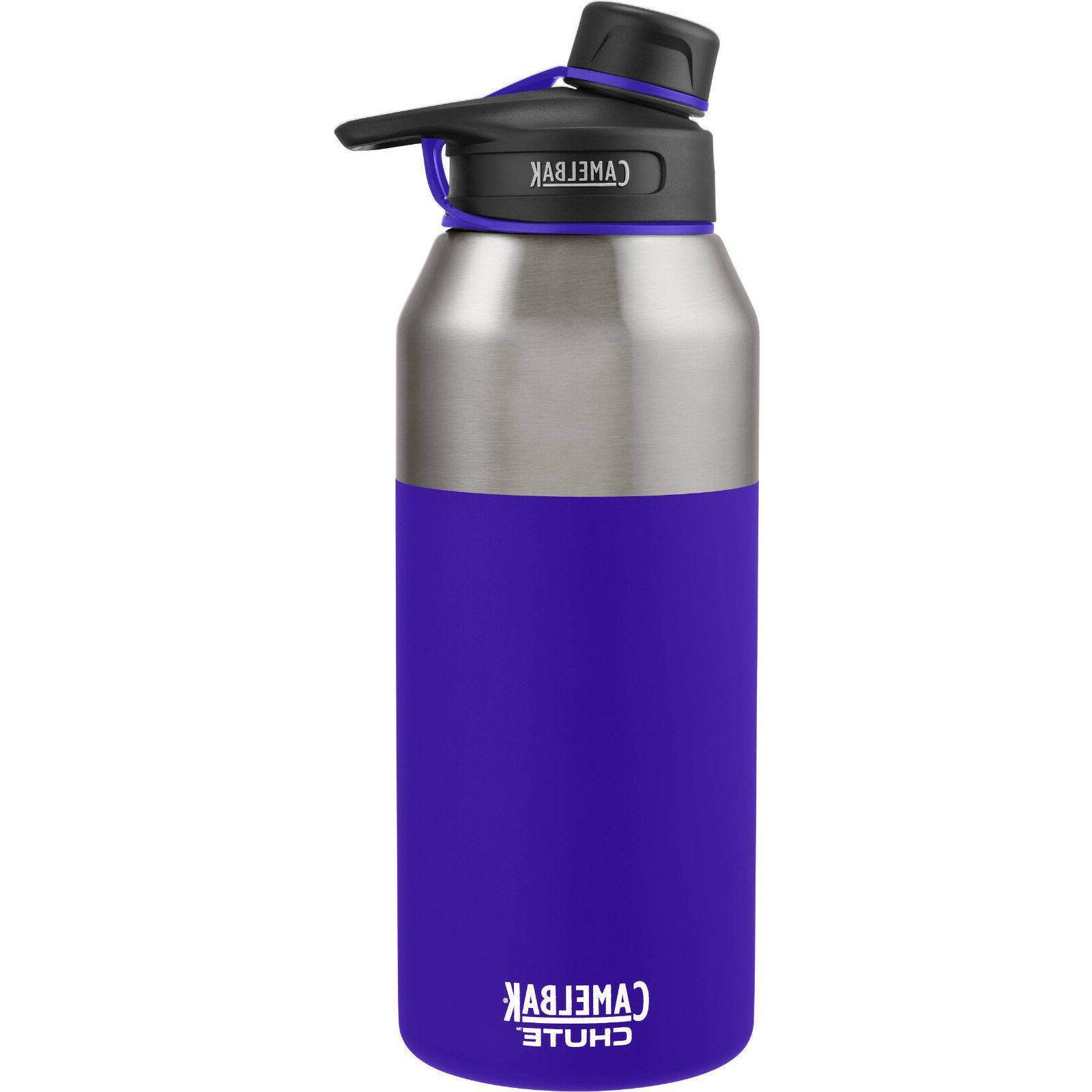 CamelBak Chute Vacuum Insulated Stainless Water Bottle, 40 o