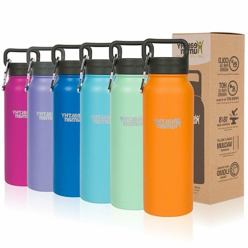 Healthy Stainless Steel Water Bottle |