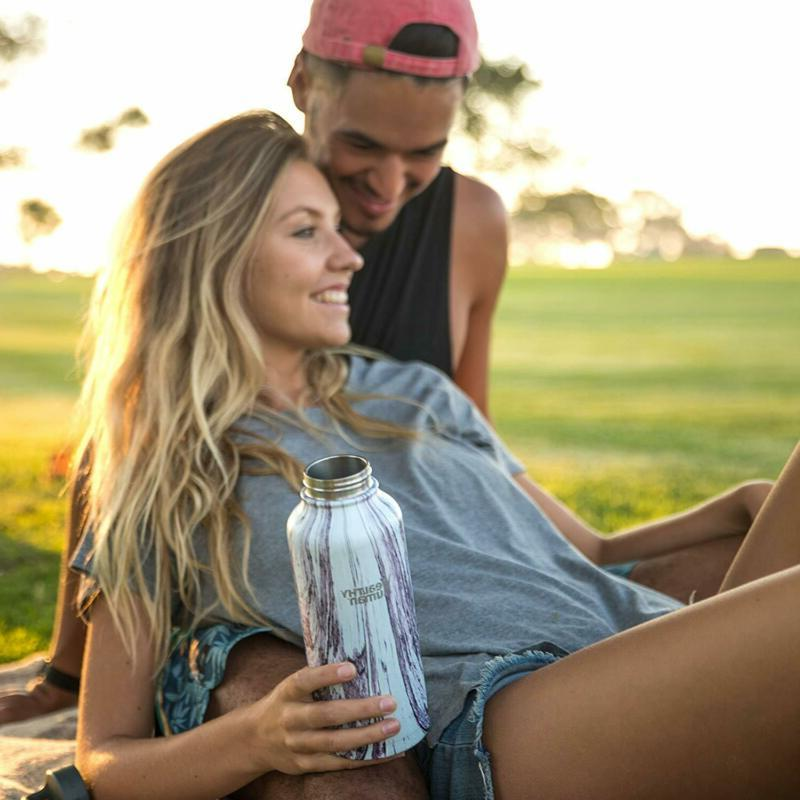 Healthy Classic Stainless Insulated Water