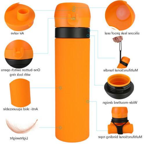 Free Water Bottle 650ML